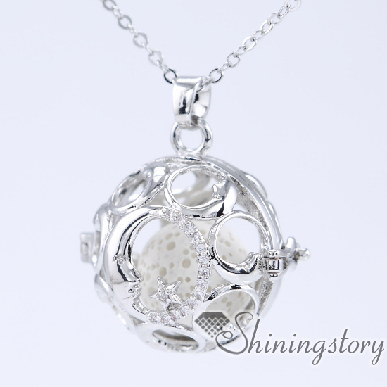 cz cubic zircon essential oil jewelry large silver locket rose gold heart locket necklace locket necklace cheap aromatherapy necklace