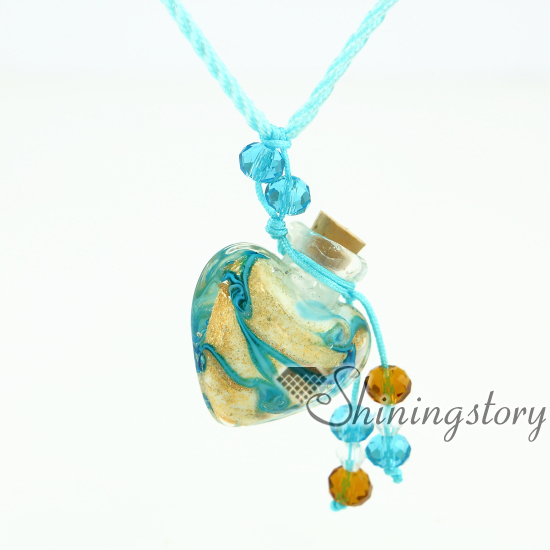 lobby bottle pendant charms glass hobby eggplant beads pendants jewelry p