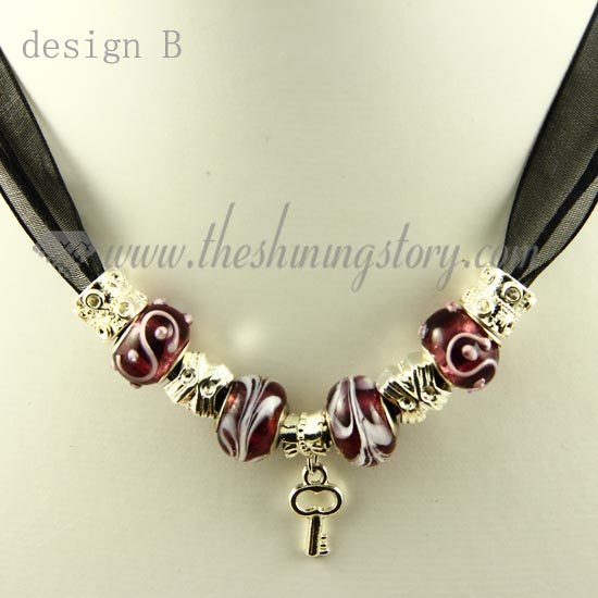 beads glass bead jewellery necklace earring crystal designs idea pearl design and