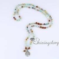 108 mala bead necklace bodhi seeds prayer beads bracelet meditation jewelry buddhist prayer beads necklace