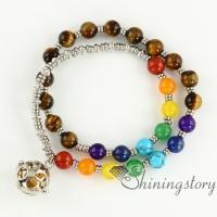 7 chakra beads chakra healing jewelry essential oil diffuser bracelet aromatherapy jewelry aromatherapy bracelet essential oil diffuser