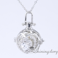 cz cubic zircon essential oil diffuser necklace lockets and charms gold oval locket necklace build your own locket aromatherapy necklace