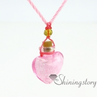 diffuser jewelry wholesale essential oils necklace aromatherapy necklace diffuser pendant bottle pendant