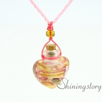diffuser necklace essential oils necklace oil diffuser jewelry glass bottle necklace