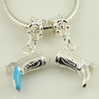 enamel european dangle charms fit for bracelets