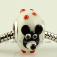 european lampwork glass beads for fit charms bracelets