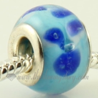 european murano glass troll beads for fit charms bracelets