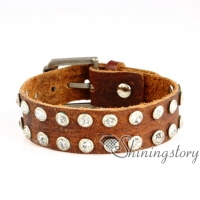 leather bracelets wholesale cheap charm bracelets charm bracelets online custom charms for bracelets rhinestone genuine leather wrap bracelets
