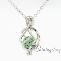 openwork essential oil necklace mens locket necklace male lockets necklace lockets heart shaped