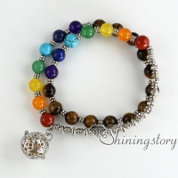 chakra bracelet 7 chakra balancing bracelet essential oil diffuser bracelet diffuser jewelry mantra beads fortune bracelet