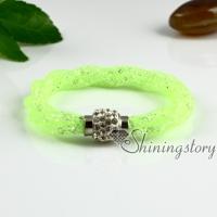 slake bracelets crystal blingbing bracelets cuff bracelets wrist bands fashion bracelets for women