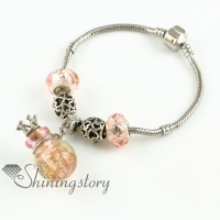 small perfume bottles essential jewelry aromatherapy bracelet