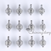 12 pc set star sign lockets for women locket for girl girls silver locket necklace essential oil diffuser wholesale essential oil diffusers