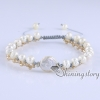 cultured freshwater pearl bracelet crystal and pearl bracelets bohemian jewellery online wholesale boho jewelry design B