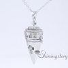 cz cubic zircon silver locket necklace locket jewellery pretty lockets locket pendant for men wholesale essential oil diffusers