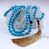 mala beads wholesale 108 meditation beads mala bead necklace spiritual jewelry yoga jewelry wholesale design F