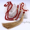 mala beads wholesale 108 meditation beads mala bead necklace with tassel yoga jewelry jewelry yoga design B