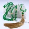 mala beads wholesale 108 meditation beads mala bead necklace with tassel yoga jewelry jewelry yoga design D