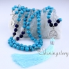 mala beads wholesale 108 tibetan prayer beads celtic tree of life necklace healing crystal necklace yoga jewelry wholesale design D