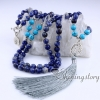 mala beads wholesale 108 tibetan prayer beads celtic tree of life necklace healing crystal necklace yoga jewelry wholesale design G