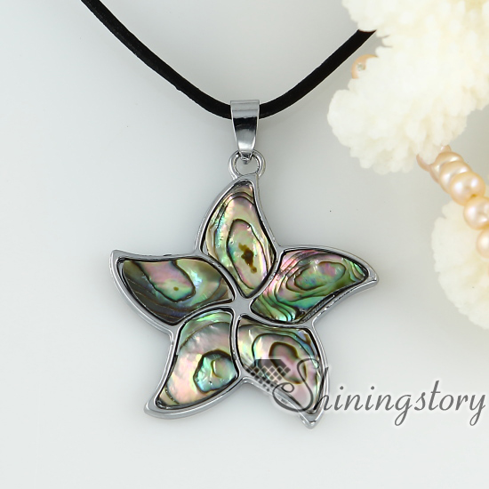 Abalone oyster sea shell necklaces rainbow white pink yellow flower abalone oyster sea shell necklaces rainbow white pink yellow flower pendants mop jewellery design a mightylinksfo