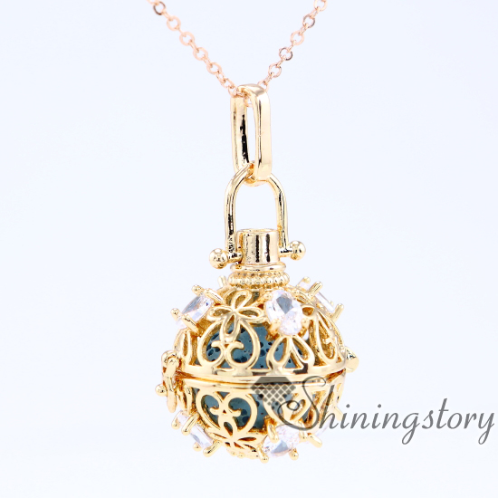 bling pave locket vermeil pendant cz silver chains gold sf sterling oval antique jewelry