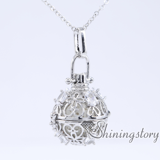 htm silver lockets and heart locket filigree chain