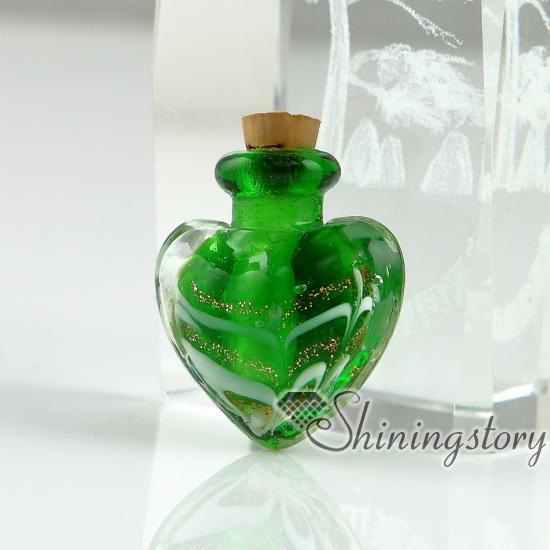Miniature Glass Bottles Pendant For Necklace Wholesalesmall Interesting Small Decorative Bottles Wholesale