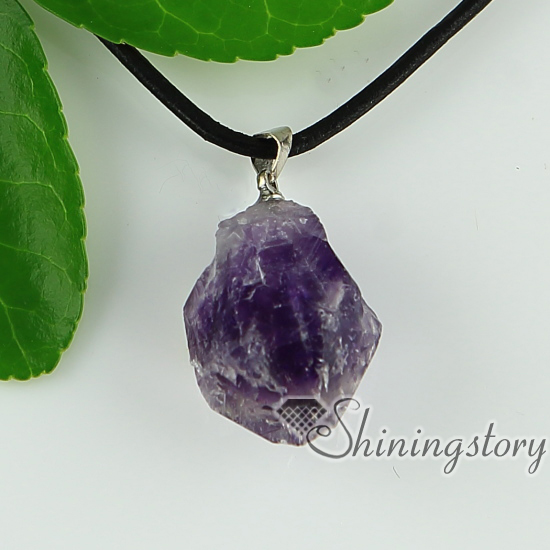 Natural Stone Pendants Natural amethyst citrine rough stone necklaces pendants wholesale natural amethyst citrine rough stone necklaces pendants design a audiocablefo