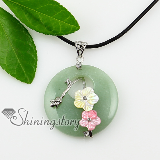 shells stone jewelry jade handmade mop precious nuggets necklace necklacesstatic