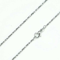24 inch twist necklace rhodium plated cooper nickle and lead free 100 pcs lot