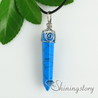 chakra pendants necklaces yoga jewelry chakra stones healing balancing crystals semi precious stone necklaces with pendants