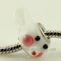 european lampwork glass charm beads for fit charms bracelets