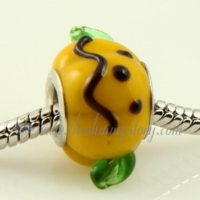 european murano glass charm beads for fit charms bracelets