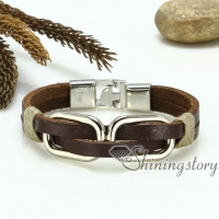 genuine leather bracelets unisex bracelets for men and women bracelets handcraft handmade fashion jewelry