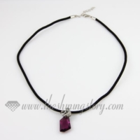 velvet velour necklaces cord for pendants jewelry